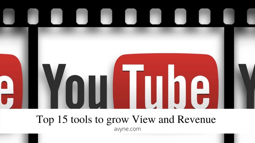 YouTube增加觀看次數必備15個工具