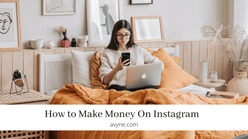 Instagram 賺錢 | 5種方法Instagram輕鬆 月賺 $10000