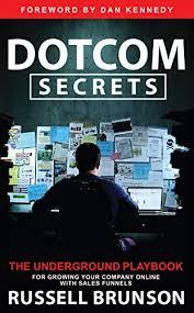 Clickfunnels Russel Brunson DOTCOM secret