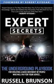 Clickfunnels expert secret book